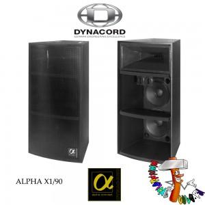 Dynacord Alpha X1