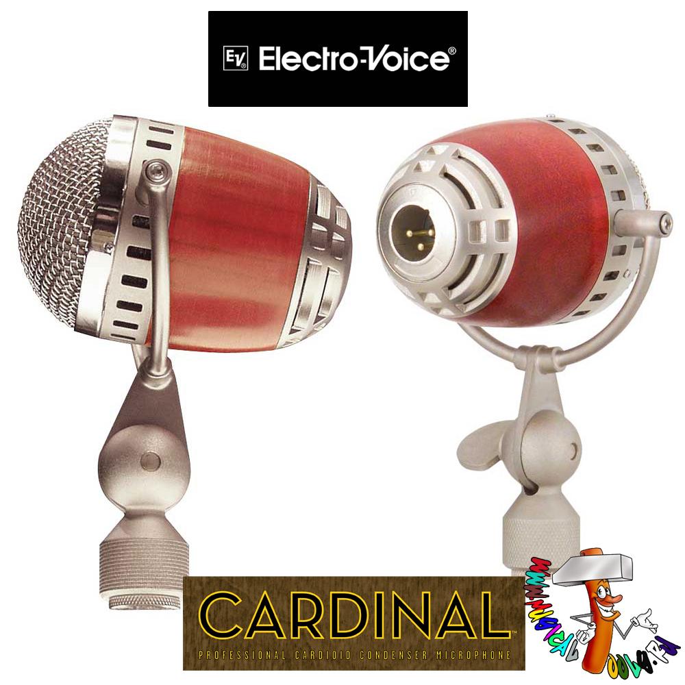 Electro-Voice Cardinal front&rear