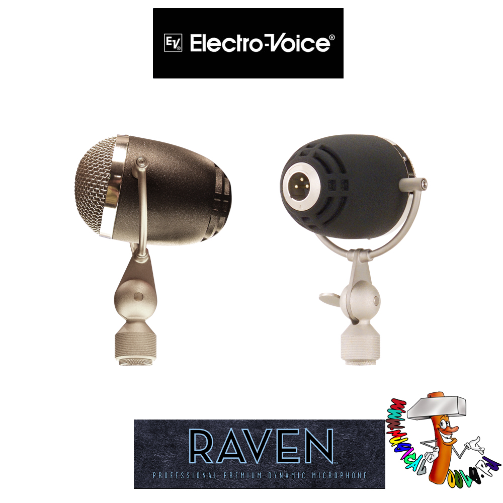 Electro-Voice Raven front&rear