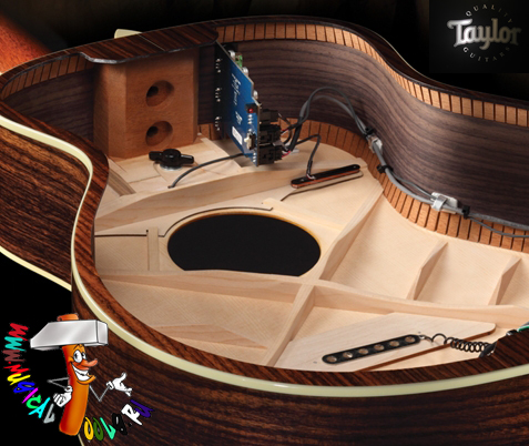 Innovations Taylor Guitars