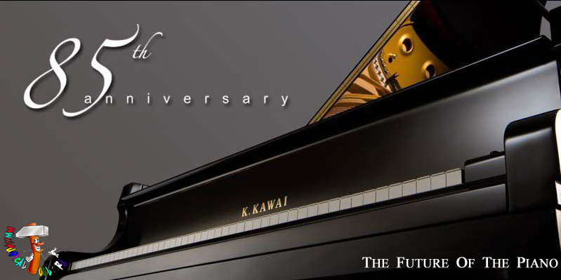 Kawai 85-th Anniversary