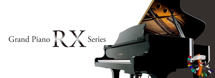 Kawai Grand Piano RX series