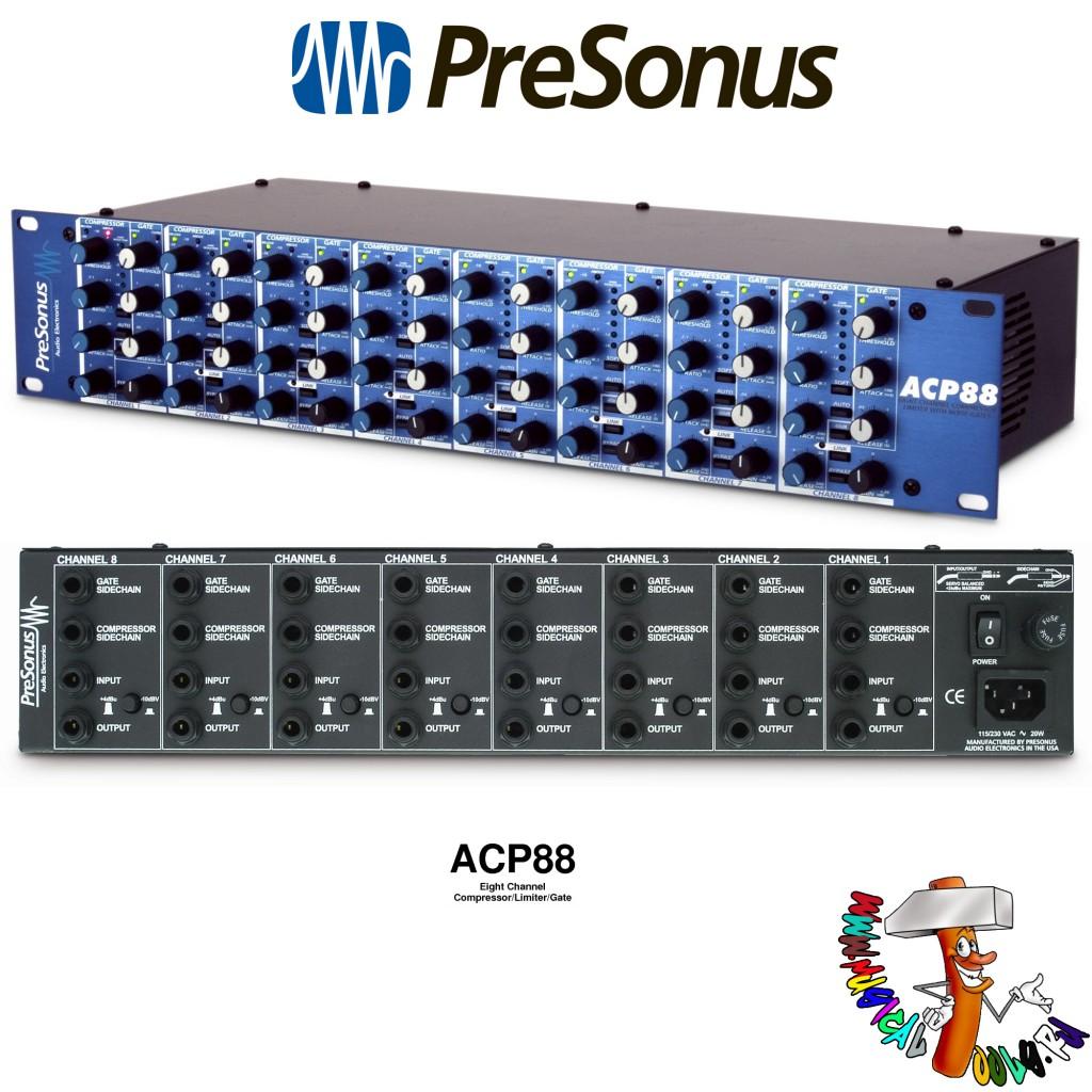Presonus ACP 88