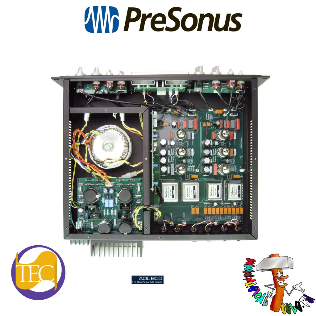 Presonus ADL 600 open top
