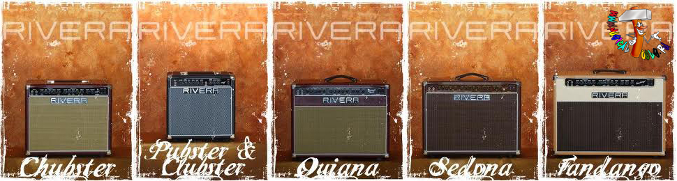 Rivera guitar combo