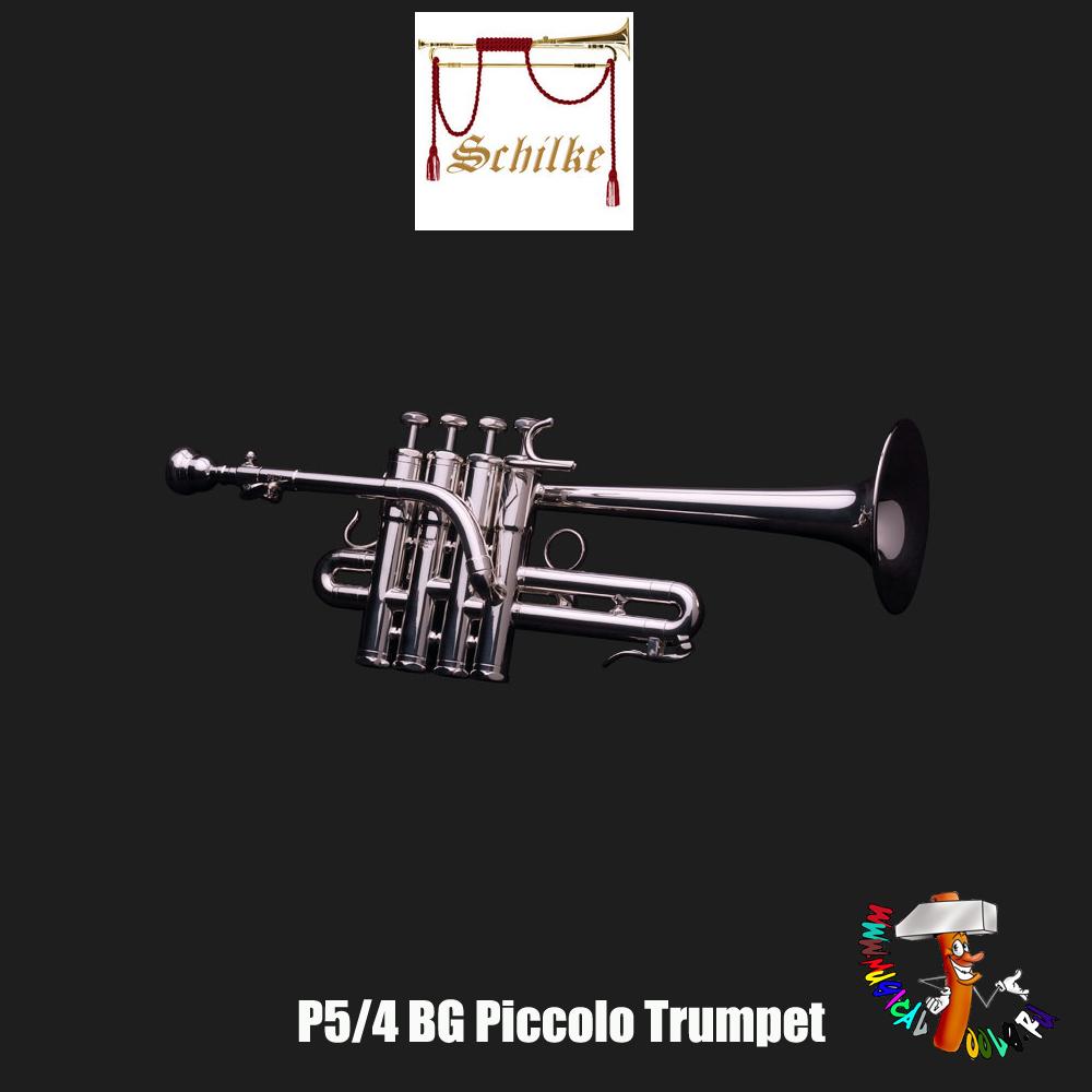 Schilke P5-4 BG Piccolo Trumpet