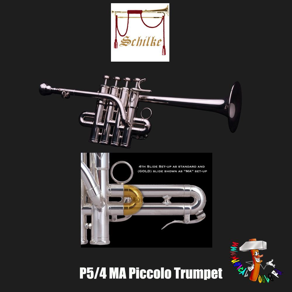 Schilke P5-4 MA Piccolo Trumpet