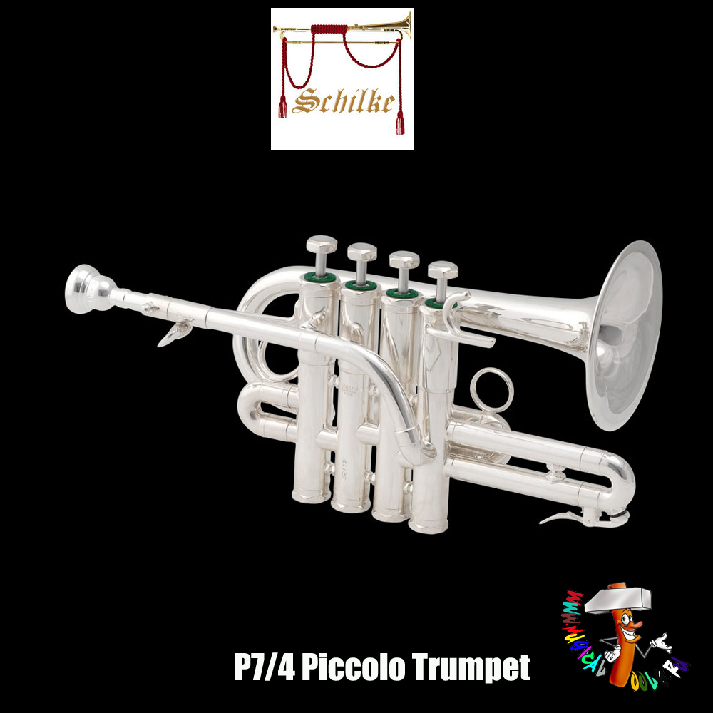 Schilke P7-4 Piccolo Trumpet