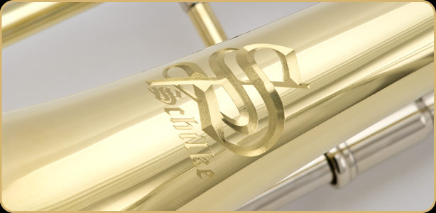 Schilke trombone logo