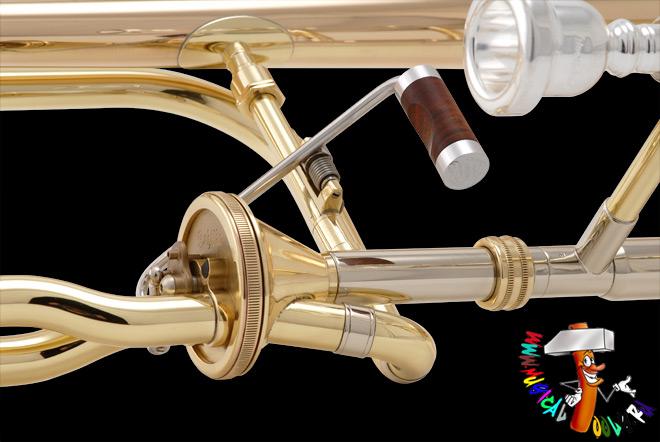 Schilke trombone valve