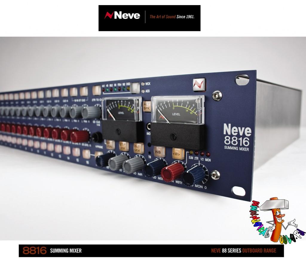 AMS Neve 8816
