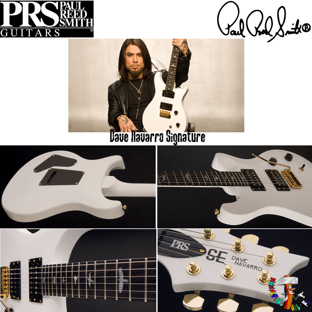 Dave Navarro&PRS Sinature