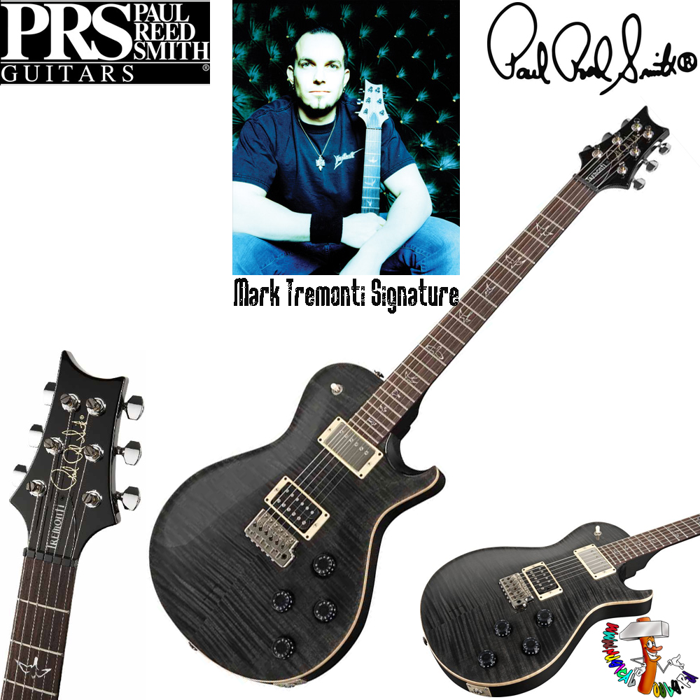 PRS Mark Tremonti Signature